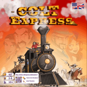 Guide on how to play Colt Express