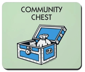 Monopoly Rules - Community Chest