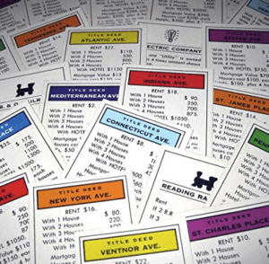Monopoly Rules - Title Deeds