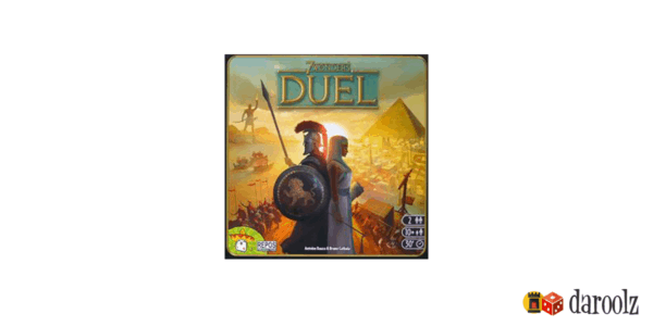 7 wonders duel card game review