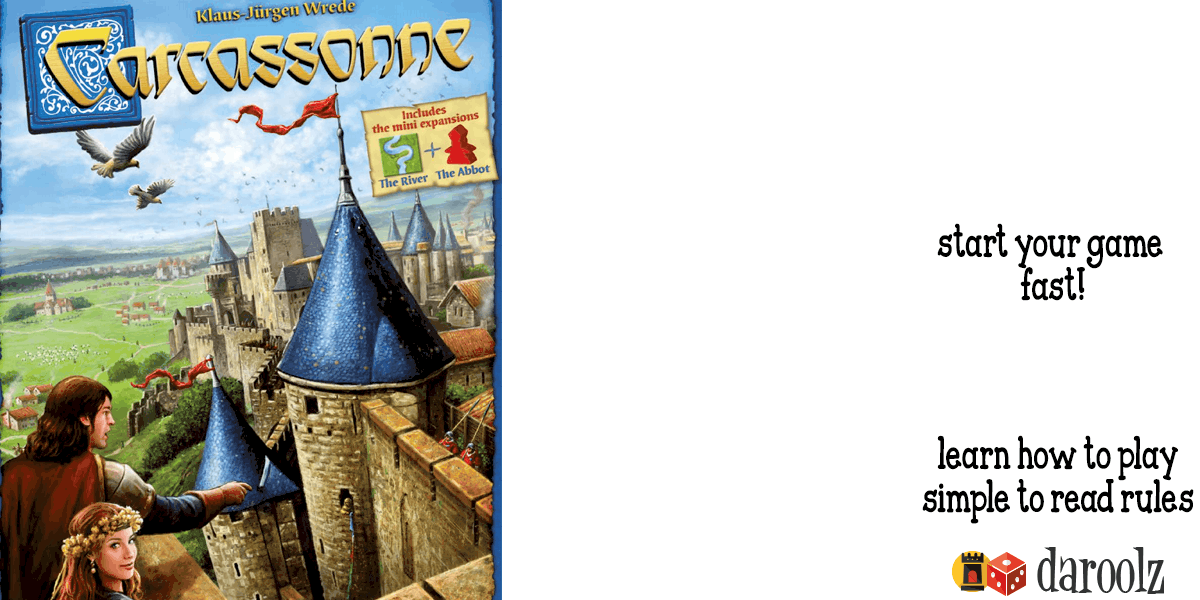 Carcassonne Rules