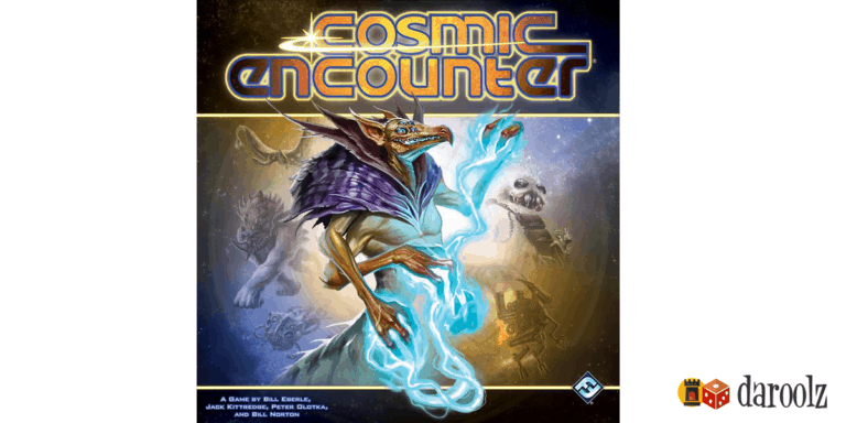 Cosmic Encounter Gameplay