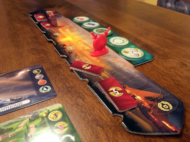 7 wonders duel game review