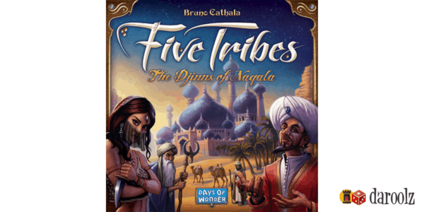 Five Tribes Game Review
