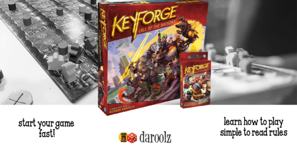 Keyforge Call of Archons Review