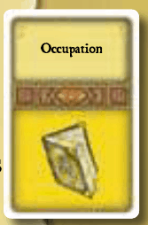 Agricola board game rules - occupation card