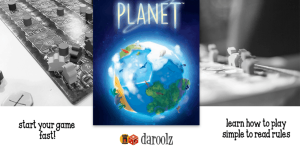 Planet Board Game Review