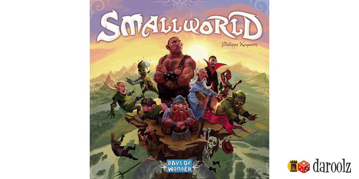 Small World Board Game Review