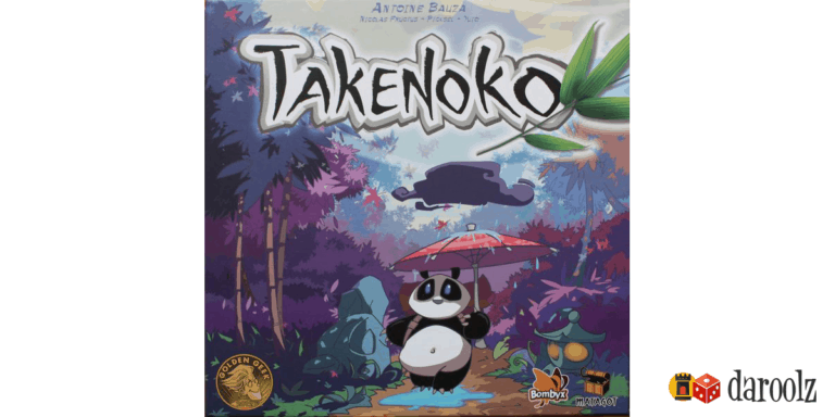 Takenoko game rules