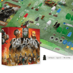 Recommended Worker Placement Board Games -  Paladins of the West Kingdom