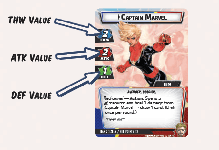 Marvel Champions The Card Game 7