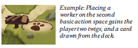 Everdell - Worker Placement Example