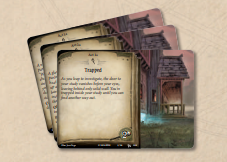 Arkham Horror Card Game Rules - Act Deck