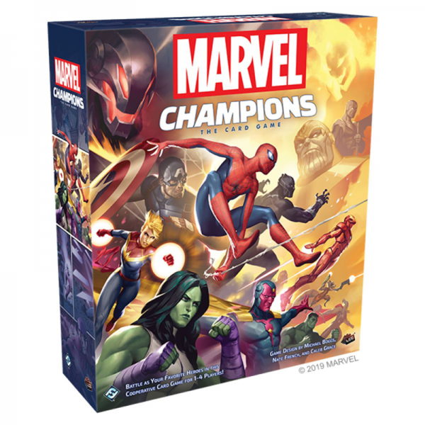 Marvel Championships: The Card Game